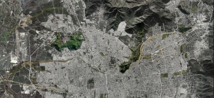 Santiago Parks and Green Areas